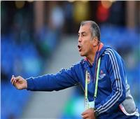 محمد يوسف: نسعى لتحقيق نتيجة إيجابية أمام الترجي