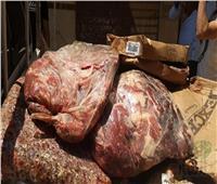ضبط 114 طن لحوم فاسدة بالإسكندرية