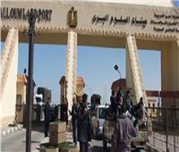 عودة 757 مصريًا من ليبيا وعبور 222 شاحنة عبر منفذ السلوم