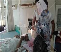 نقل 3 حالات حرجة من مصابي حادث القصير إلى مستشفى الغردقة العام