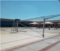 مطار القاهرة: استعدادات مكثفة لاستقبال الحجاج العائدين