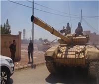الجيش السوري يدمر تحصينات للإرهابيين بريفي إدلب وحماة