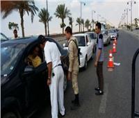 استمرار الحملات المرورية لضبط المخالفات استعدادا لعيد الأضحى المبارك