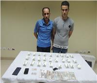 ضبط 2700 قرص مخدر في السلام