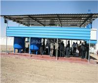 18 مشروع لتوفير مياه الشرب وتحسين مرفق الصرف الصحي بالوادي الجديد