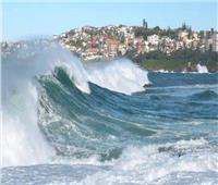 تسونامي جديد يهدد الأرض بعد أن ضرب المحيط الهادي زلزال قوته 8.2 ريختر