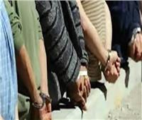 حبس تشكيل عصابي لسرقة المواطنين بالإكراه بالشروق 4 أيام