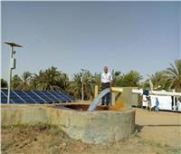 تشغيل 25 بئرًا جوفيًا بالطاقة الشمسية في الوادي الجديد