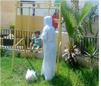 سجن القناطر يستقبل 8 أطفال لزيارة أهاليهم بمناسبه العيد