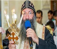 """كنيسة العذراء مهمشة بالشرابية تحتفل بتذكار رحيل """"حبيب جرجس"""""""