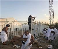 صور| رجل أمن سعودي ينهي «يوم عرفة» بهذا الموقف