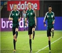 محمد الحنفي حكماً لمباراة الأهلي ووادي دجلة
