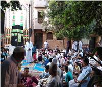 صور| توافد المصلين إلى ساحات صلاة عيد الأضحى