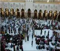 شاهد| صلاة عيد الأضحى في الجامع الأزهر