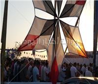 السوايسة يؤدون صلاة العيد في الساحات المكشوفة