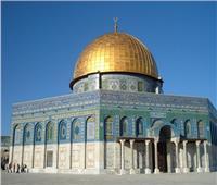 100 ألف مصل يؤدون صلاة العيد في المسجد الأقصى