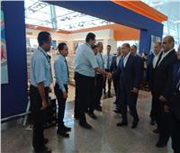 وزير الطيران المدني یتفقد مطار الغردقة الدولي في ثاني أيام عيد الأضحى