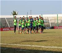 25 لاعباً في معسكر المصري ببرج العرب استعدادًا للاتحاد