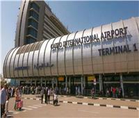 مطار القاهرة يستقبل طلائع الحجاج