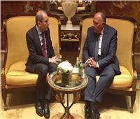 وزير الخارجية يتلقى اتصالا من نظيره الأردني لبحث دفع عملية السلام