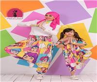 صور| «بهجة العيد» في مجموعة أزياء جديدة للأمهات والفتيات