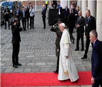 البابا فرنسيس في أيرلندا في أول زيارة بابوية منذ عام 1979