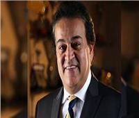 عبد الغفار يستعرض تقريرًا حول أنشطة المركز الثقافي المصري بكازاخستان