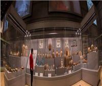 «العناني» يتابع خطة أعمال المتحف المصري الكبير و«القومي للحضارة»
