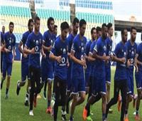 مران قوي للاعبي الأهلي المستبعدين عن مباراة «كمبالا»