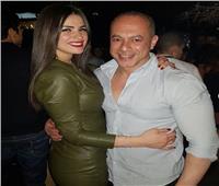نسرين إمام تهنيء زوجها تامر مرسي بعيد ميلاده