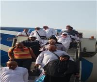 اليوم.. بدء عودة الحجاج من المدينة المنورة إلى القاهرة