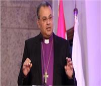 رئيس الطائفة الإنجيلية يشيد بمستوى المشروعات الخدمية