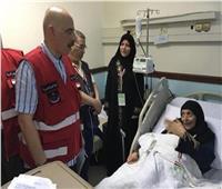 الصحة: 45 حاجا مصريا مازالوا محتجزين في المستشفيات السعودية