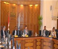 السفير التنزاني يشارك في مجلس خدمة المجتمع بجامعة الإسكندرية