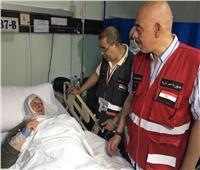 الصحة: 44 حاجًا مصريًا يتلقون الرعاية الطبية بالمستشفيات السعودية