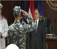 وزير الداخلية يكرم قوات شرطة كمين الميدان بشمال سيناء