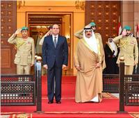 صور وفيديو| ملخص زيارة الرئيس السيسي إلى مملكة البحرين