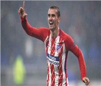 جريزمان: فخور بالفوز بجائزة أفضل لاعب في الدوري الأوروبي