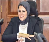 صور| قرارات هامة من وزيرة الصحة بعد إعلان حركة المحافظين