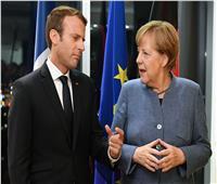ماكرون وميركل يلتقيان بفرنسا 7 سبتمبر المقبل