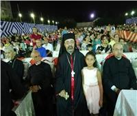 بطريرك الأقباط الكاثوليك يختتم احتفالية «يا بني أعطني قلبك»