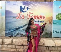 صور| الليثي وآلا كوشنير يختتمان حفلات الصيف بـ «لافام مارينا»