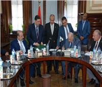وزير الزراعة يشهد توقيع بروتوكول تعاون بين لجنة المبيدات و«سينجينتا»