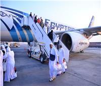 مصر للطيران تنتهي من إعادة الحجاج الفلسطينيينغدًا