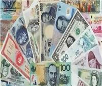 تراجع كبير في أسعار العملات الأجنبية أمام الجنيه المصري
