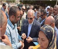 محافظ الجيزة: البدء في إعادة رصف شارع ترسا بديلاً لشارع الهرم