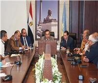 محافظ الإسكندرية يكلف رؤساء الأحياء بحملات لإزالة التعديات والمخالفات