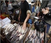 «أسعار الأسماك» في سوق العبور اليوم