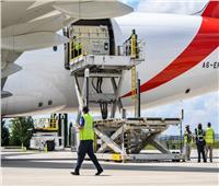 «أشهر الخيول» تصل إلى أمريكا على متن «طيران الإمارات»