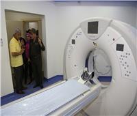 محافظ المنوفية يتفقد الاستعدادات النهائية لـ«المستشفى العسكري»